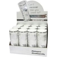 Party Armor Recovery Shot 12 pk