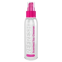 Refresh Strawberry Scented Toy Cleaner - 118 ml
