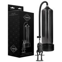 PUMPED Deluxe Beginner Pump - Black