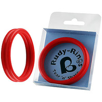 Rudy-Ring Tear n Share- Red