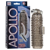 Apollo Wireless 7-Function Stroker - Smoke
