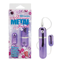 10-F Precious Metal Jewels Pleasure Paks - Purple