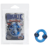 Magnetic Power Rings - Single - Blue
