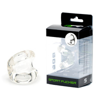 Sport Fucker Trainer Ring - Clear