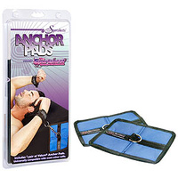 Sportsheets Anchor Pads - Pair