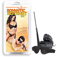 Romantic Restraint Kit - Black