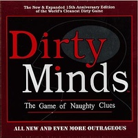 Dirty Mind Deluxe Board Game