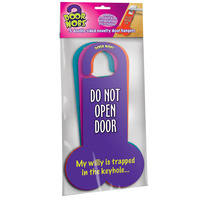 Door Nobs - 5 Double Sided