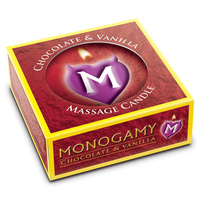 Monogamy Small Massage Candle - Passionate 25g
