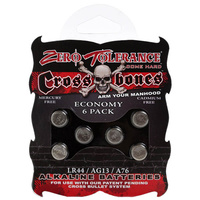 CROSSBONES- 6-Pack LR44 Battery
