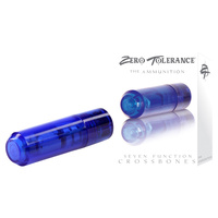CROSSBONES - The Ammunition- Blue