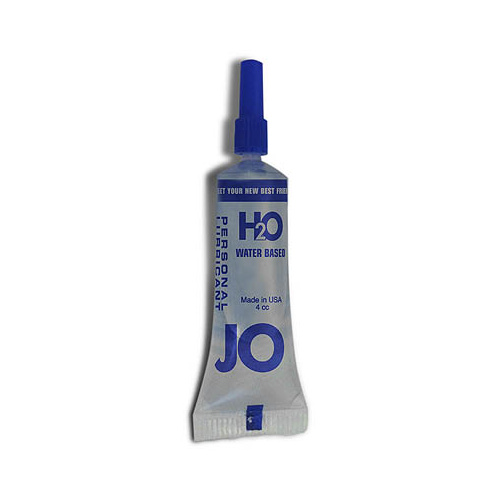 JO H2O Personal Lubricant - 4 cc Pillow Pack