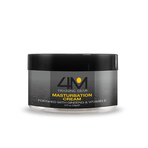 4M Endurance Masturbation Cream + Ginseng - 122 g