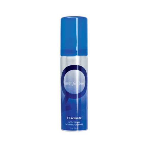 Lure for Him Fascinate Body Spray with Pheromone